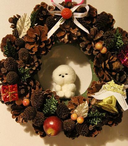クリスマスリースプレゼント企画 (5)