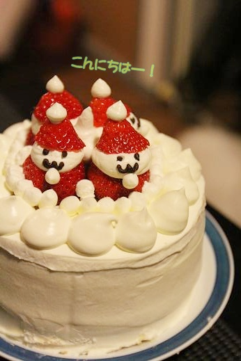 クリスマスディナー (4)