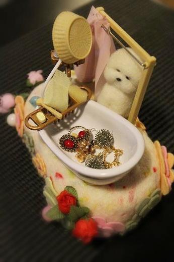 羊毛風呂の正しい使い方 (1)