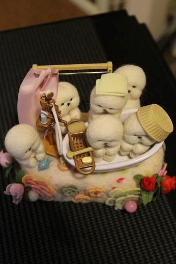 羊毛風呂の正しい使い方 (3)