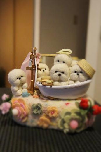 羊毛風呂の正しい使い方 (4)