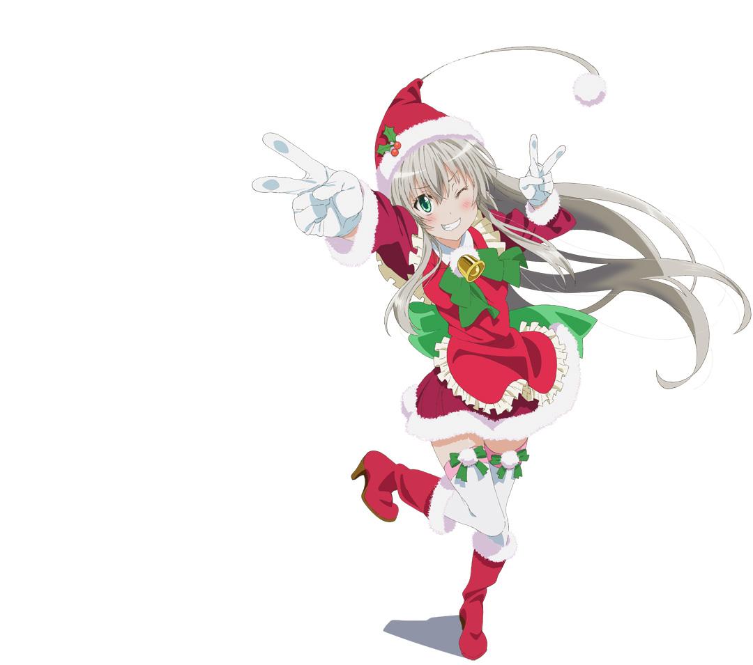 ニャル子クリスマス