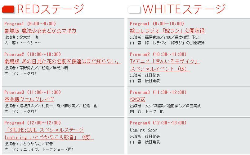 アニメコンテンツエキスポ一日目1
