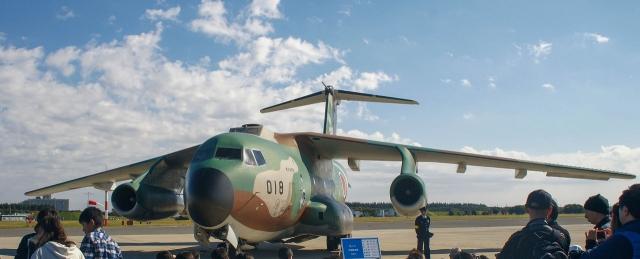 C-1 輸送機