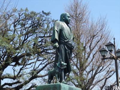 上野公園桜20121