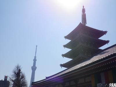 東京スカイツリーコラボ写真1