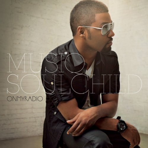 Music Soulchild CD Cover