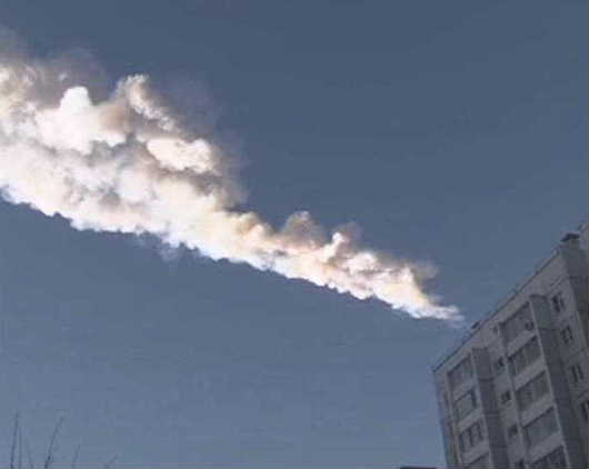 ロシア 隕石