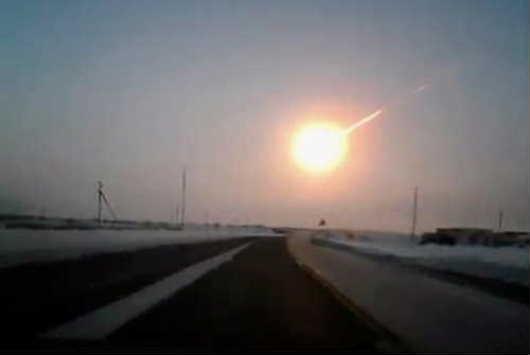 ロシア 隕石2