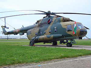 Mi-17 ヘリコプター