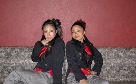 Mayu-ney &YUKARI(WAWU)アー写