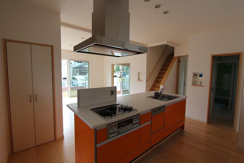 アイランドキッチン02