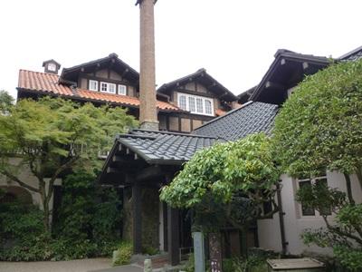 大山崎山荘3