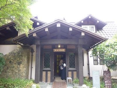大山崎山荘4