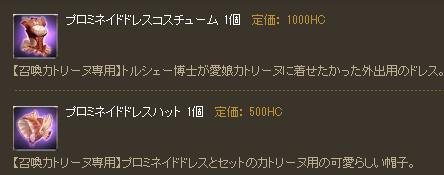 0531召喚コス