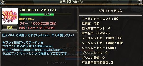 1007家門Lv