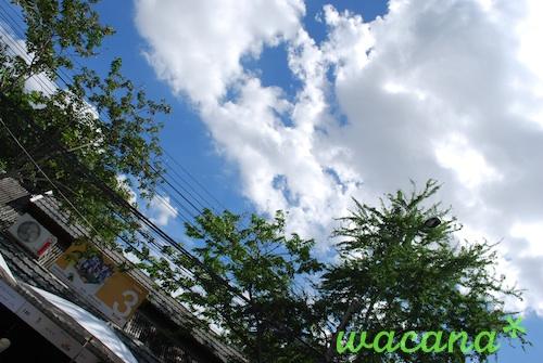 BKKの空 のコピー
