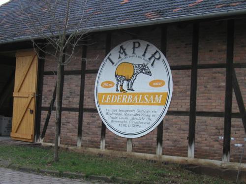 TAPIR社倉庫