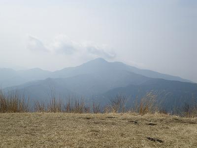 矢倉岳から金時山