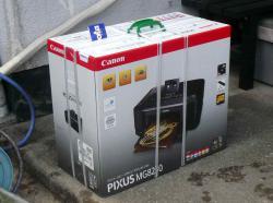 Canonプリンター MG8230 20121226-1
