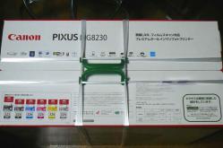 Canonプリンター MG8230 20121226-2