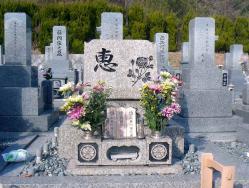 墓参り20121226-2