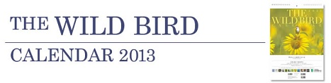 2013年 野鳥の会カレンダー