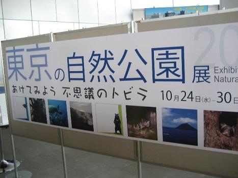 東京都庁展示会