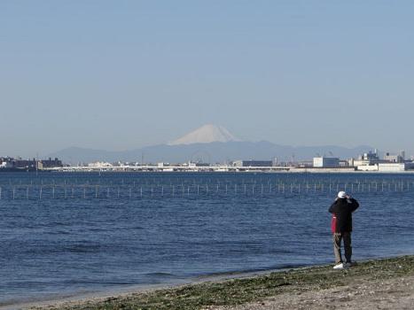 20121216 富士を望む