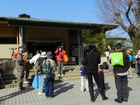 130309武蔵村山市野鳥講座 (2)