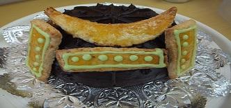 兜ケーキ - ブログ1