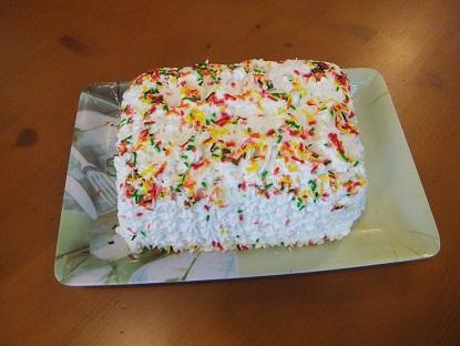 ブログ ケーキ