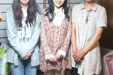 femiさん タンタンママ Sanaeさん