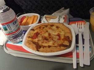 AA機内食4