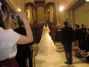 結婚式 015