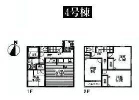 3座間市相模が丘5丁目4号棟 3180万円