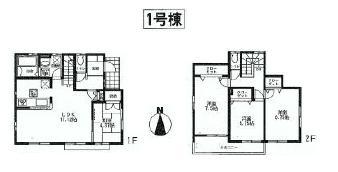 1相模原市中央区横山台2丁目1号棟 3680万円
