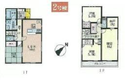 2相模原市南区相模台2丁目2号棟 3780万円