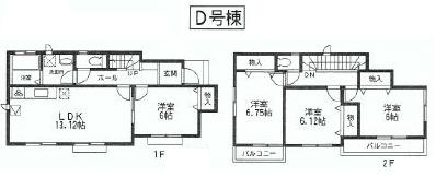 2町田市野津田D号棟 2780万円