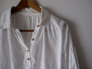 クリオネシャツ