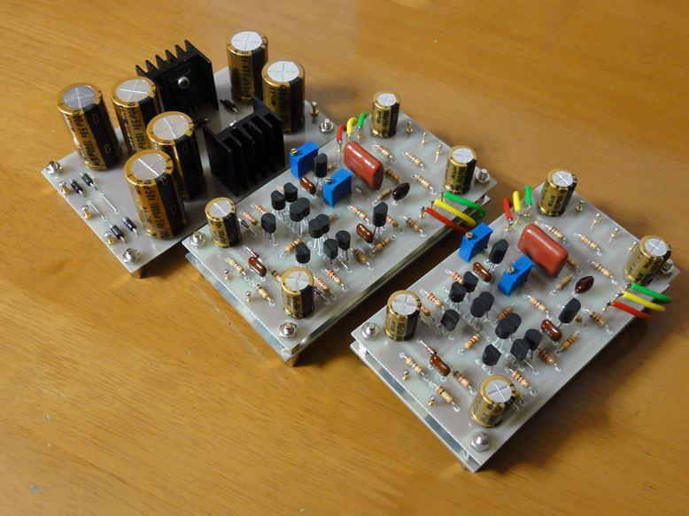 C83アンプ・電源