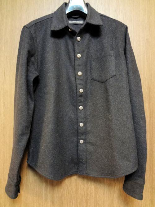 クロムハーツのウールシャツ 1