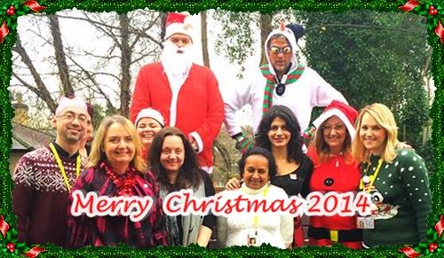 Excel Christmas Card 2014 1