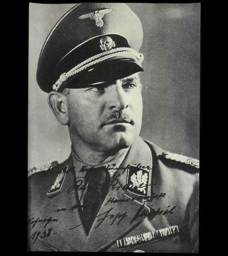 """Josef """"Sepp"""" Dietrich_Obergruppenführer_1938"""