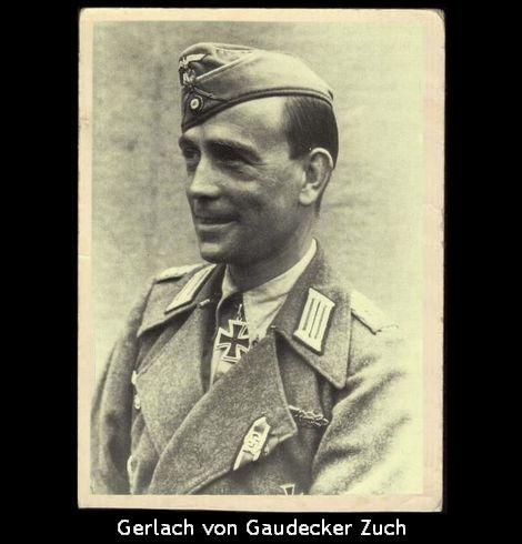 Gerlach von Gaudecker-Zuch_Oberst