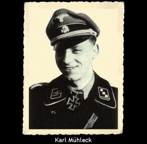 Karl Mühleck_SS-Obersturmführer