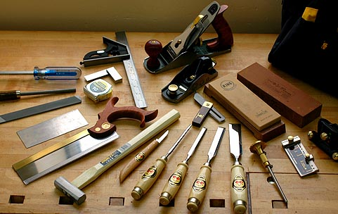 Woodworking Tool Kits