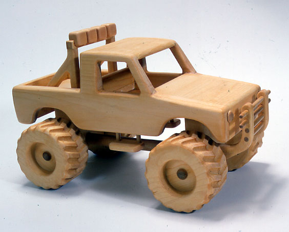 wood toy project