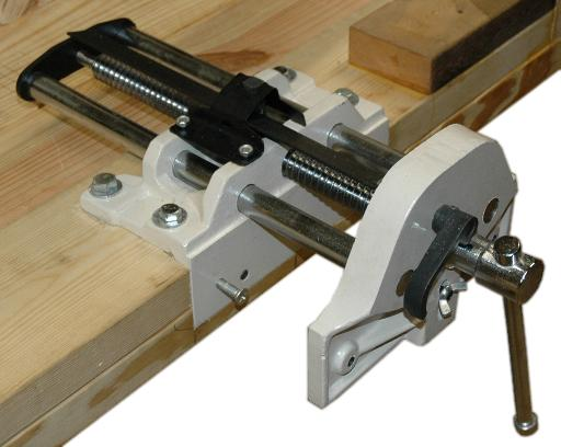 woodworking vice plans