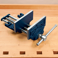 bench vise woodworking